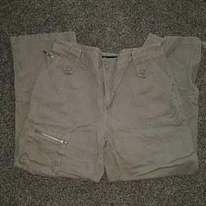 No Boundaries gray pants size 17